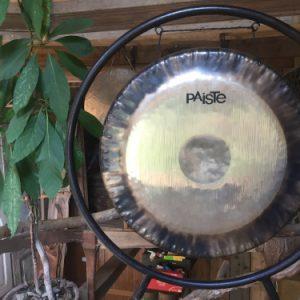 Méditation guidée avec les gongs